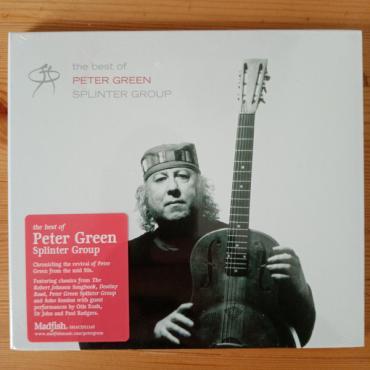 The Best Of Peter Green Splinter Group - Peter Green Splinter Group