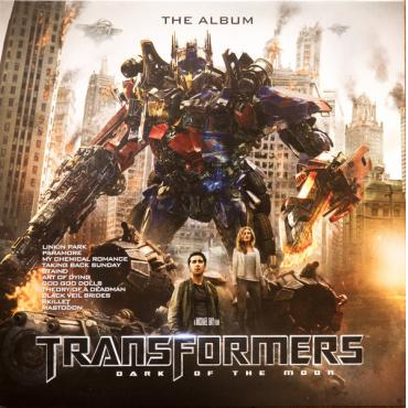 Transformers: Dark Of The Moon - The Album - Various Production