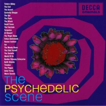 The Psychedelic Scene - Various Production