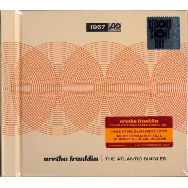 The Atlantic Singles (1967) - Aretha Franklin