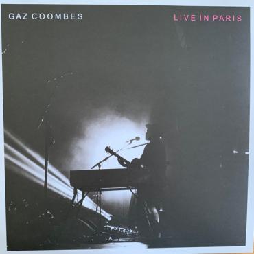 Live in Paris - Gaz Coombes