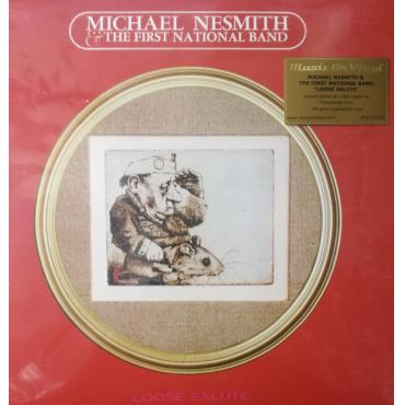 Loose Salute - Michael Nesmith & The First National Band