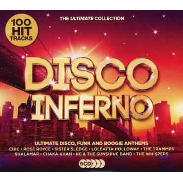 Disco Inferno - Various Production