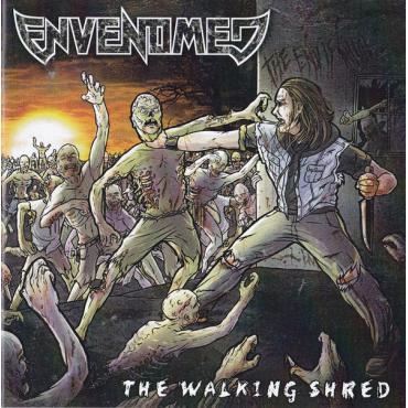 The Walking Shred - Envenomed