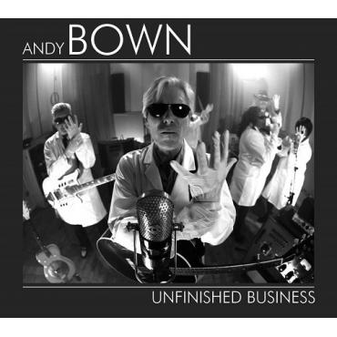 Unfinished Business - Andy Bown
