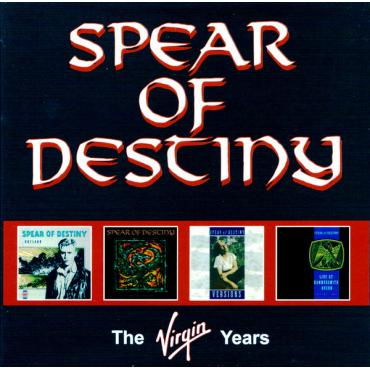 The Virgin Years - Spear Of Destiny