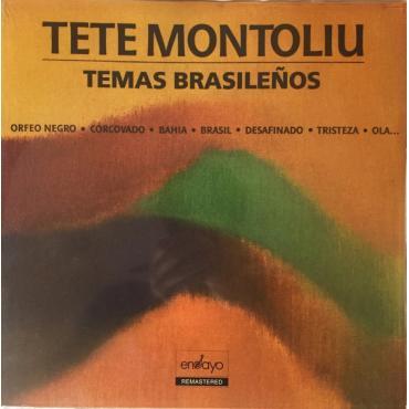 Temas Brasileños - Tete Montoliu