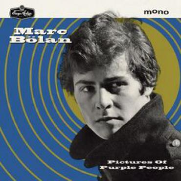 Pictures Of Purple People - Marc Bolan