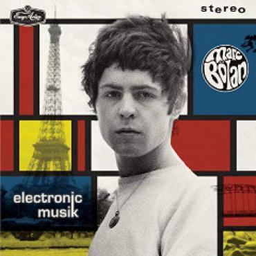 Electronic Musik - Marc Bolan