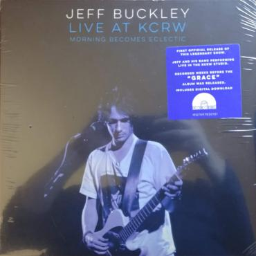 Live At KCRW: Morning Becomes Eclectic - Jeff Buckley