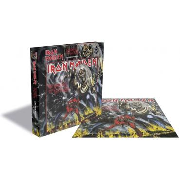 NUMBER OF THE BEAST puzzle - Iron Maiden