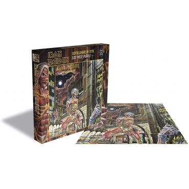 SOMEWHERE IN TIME puzzle - Iron Maiden