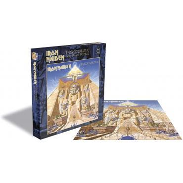 POWERSLAVE puzzle - Iron Maiden