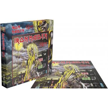 KILLERS puzzle - Iron Maiden