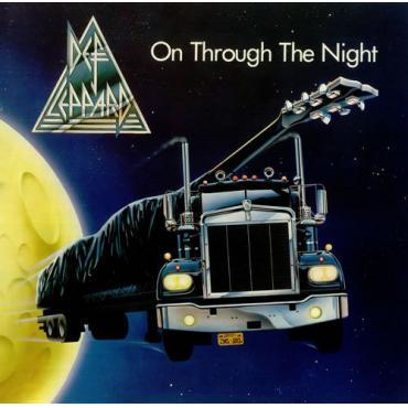 On Through The Night - Def Leppard