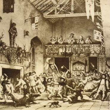 Minstrel In The Gallery - Jethro Tull