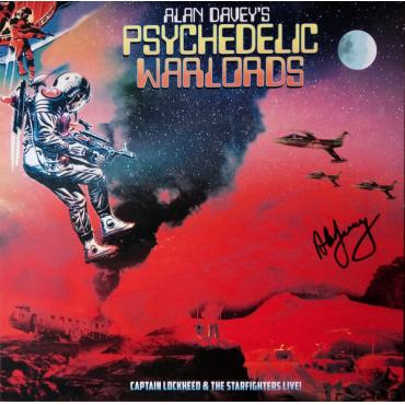 Captain Lockheed & The Starfighters Live! - The Psychedelic Warlords