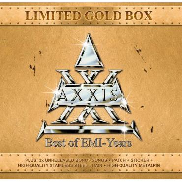 Best Of EMI-Years (Limited Gold Box) - Axxis