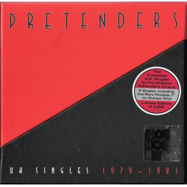 UK Singles 1979 – 1981 - The Pretenders