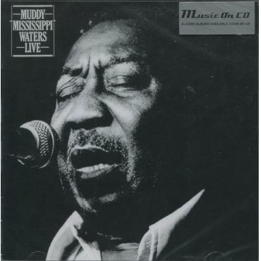 """Muddy """"Mississippi"""" Waters Live - Muddy Waters"""