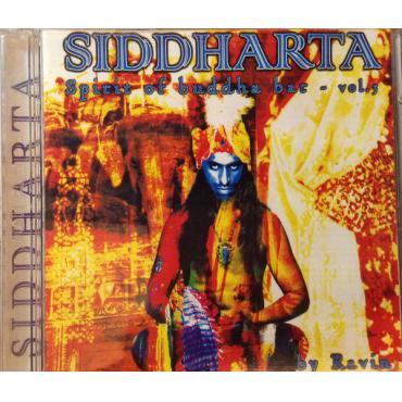Siddharta: Spirit Of Buddha Bar Vol.3 - Ravin