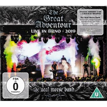 The Great Adventour: Live In Brno - 2019 - Neal Morse Band