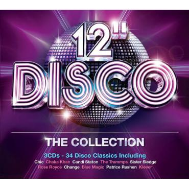 """12"""" Disco: The Collection - Various Production"""