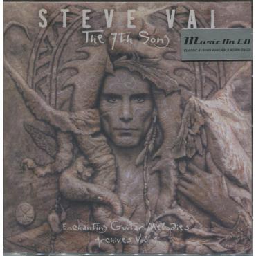 The 7th Song: Enchanting Guitar Melodies - Archives Vol. 1 - Steve Vai