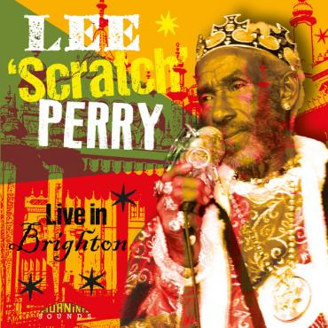 Live In Brighton - Lee Perry
