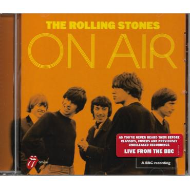 The Rolling Stones On Air - The Rolling Stones