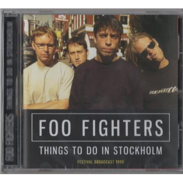 Things To Do In Stockholm - Foo Fighters