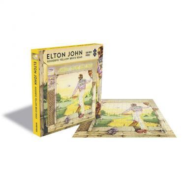 GOODBYE YELLOW BRICK ROAD puzzle - JOHN, ELTON