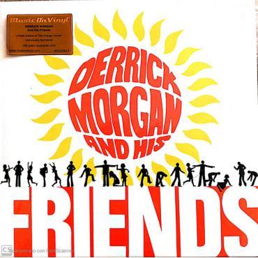 Derrick Morgan And Friends - Derrick Morgan