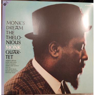 Monk's Dream - The Thelonious Monk Quartet