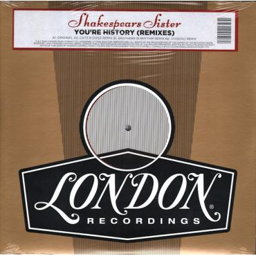 You're History (Remixes) - Shakespear's Sister