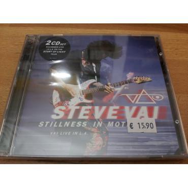 Stillness In Motion (Vai Live In L.A.) - Steve Vai