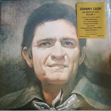His Greatest Hits, Volume II - Johnny Cash