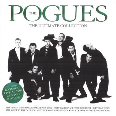 The Ultimate Collection (Including Live At The Brixton Academy) - The Pogues