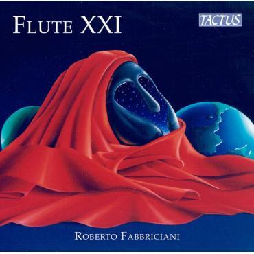 Flute XXI - Roberto Fabbriciani