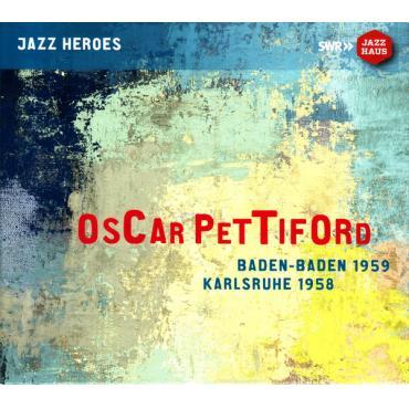 Baden-Baden 1959 Karlsruhe 1958 - Oscar Pettiford