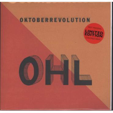 "OKTOBERREVOLUTION -10""- - OHL"