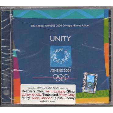 Unity (The Official Athens 2004 Olympic Games Album) - Various Production