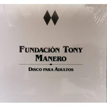 Disco para adultos - Fundación Tony Manero