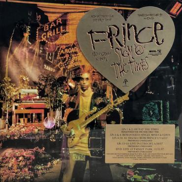 """Sign """"O"""" The Times - Prince"""