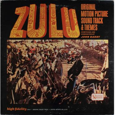 Zulu (Original Motion Picture Sound Track & Themes) - John Barry
