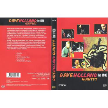 Live 1986 - Dave Holland