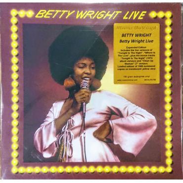 Betty Wright Live - Betty Wright