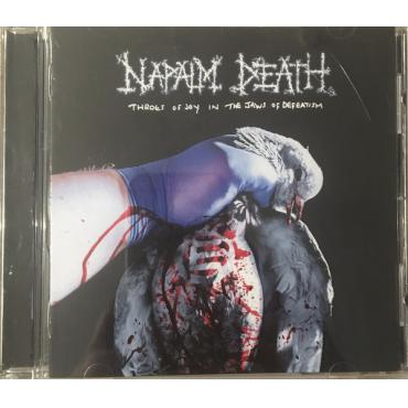 Throes Of Joy In The Jaws Of Defeatism - Napalm Death