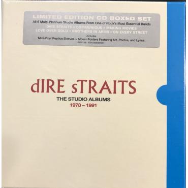 The Studio Albums 1978 - 1991 - Dire Straits