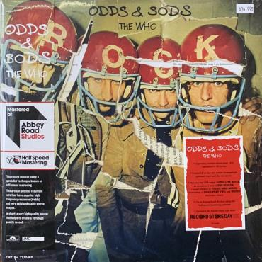 Odds & Sods - The Who